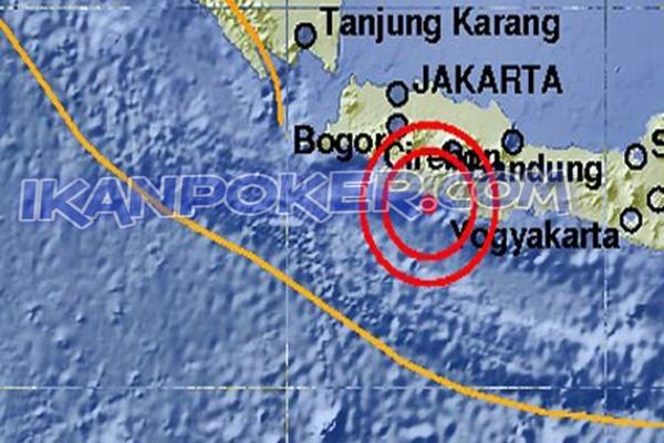 Berita Gempa Jawa