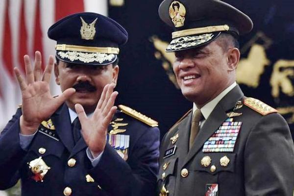 Ini Daftar Mutasi Jenderal Gatot yang Dibatalkan Panglima TNI