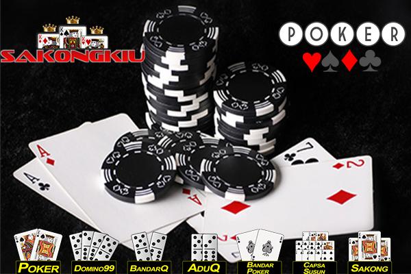 Keuntungan Besar Bermain Poker Online PKV