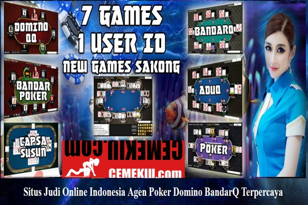 Game Online Domino Bandar 66 Android