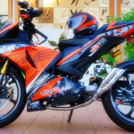 Motor Bebek 150cc Murah