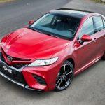Berita Otomotif Toyota Camry