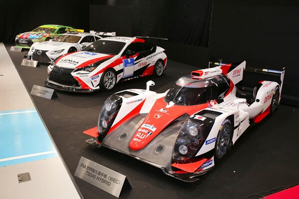 Toyota Gazoo Racing to exhibit GR Supra Super GT Concept