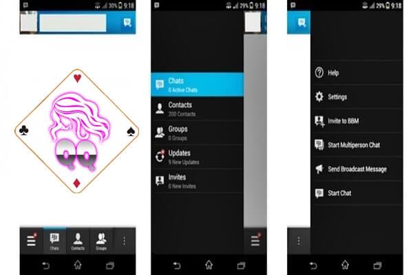 BBM apk Indonesia Untuk Android dan iOS