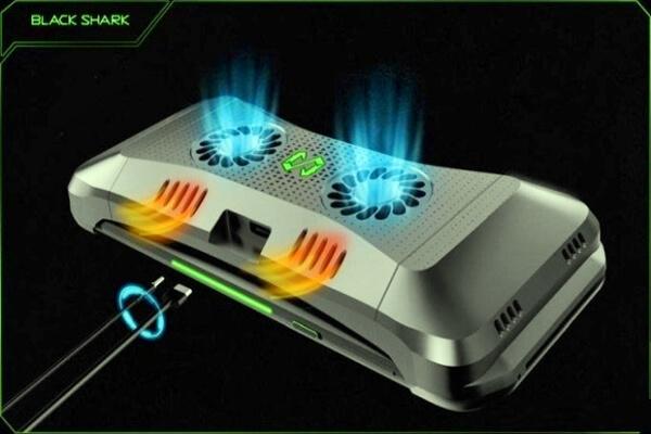 """Black Shark 2 Gaming Phone Xiaomi harga, spek dan review di Indonesia. AMOLED FHD+ 6.01"""" refresh rate 60Hz, RAM 6 8 10 GB, vapor chamber."""