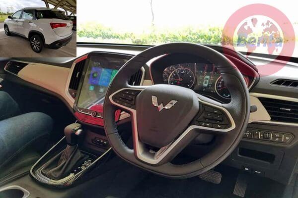 Wuling Almaz SUV DFSK Glory 580, Berita Terkini Otomotif, Review Interior dan Varian Harga Mobil Murah Wuling SUV Almaz aka DFSK Glory 580.