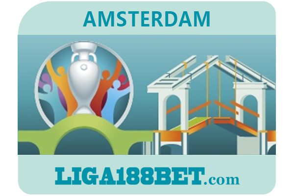 Euro 2020 Belanda Johan Cruijff Arena, Amsterdam