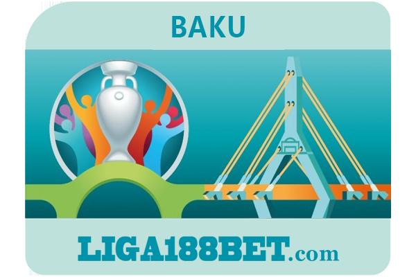 EURO 2020 Azerbaijan Stadion Olimpiade, Baku