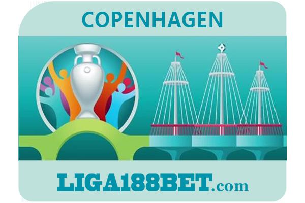 Euro 2020 Denmark Stadion Parken, Kopenhagen