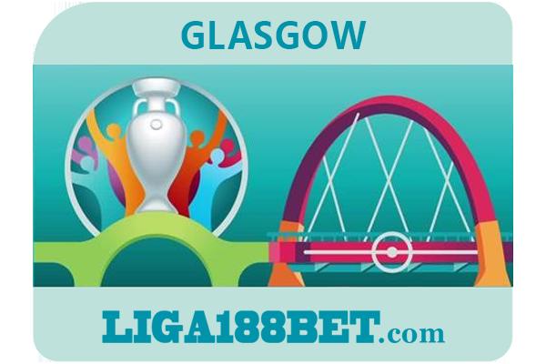 Euro 2020 Skotlandia Taman Hampden, Glasgow