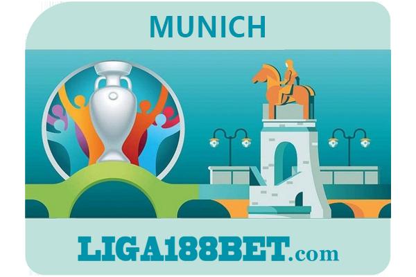 Agen Bola Euro 2020 Jerman Allianz Arena Munich, Munich EURO 2020