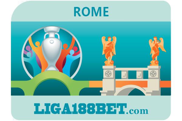 EURO 2020 Italia Stadion Olimpico, Roma