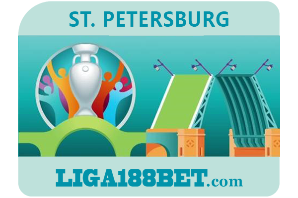 EURO 2020 Rusia St. Petersburg