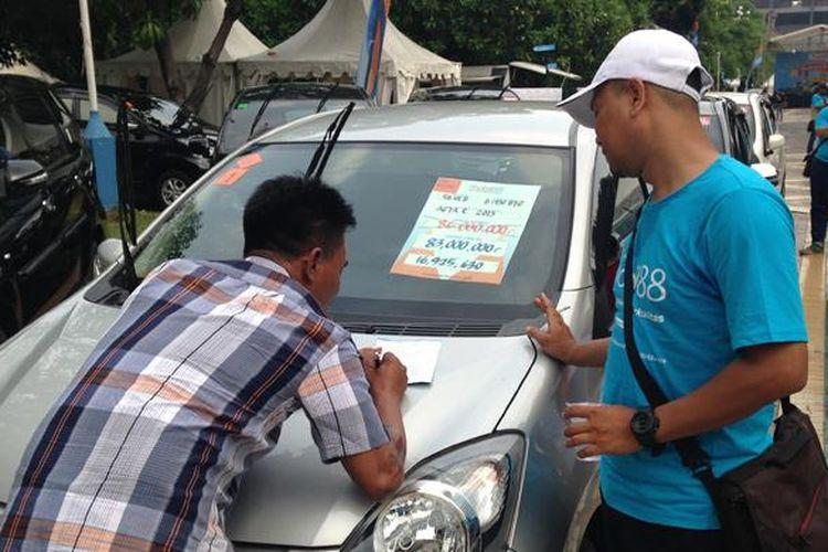 Blokir Stnk Mobil
