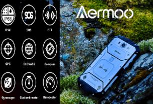 IP68 Aermoo M1 M2 R1 S1 Harga Dijual