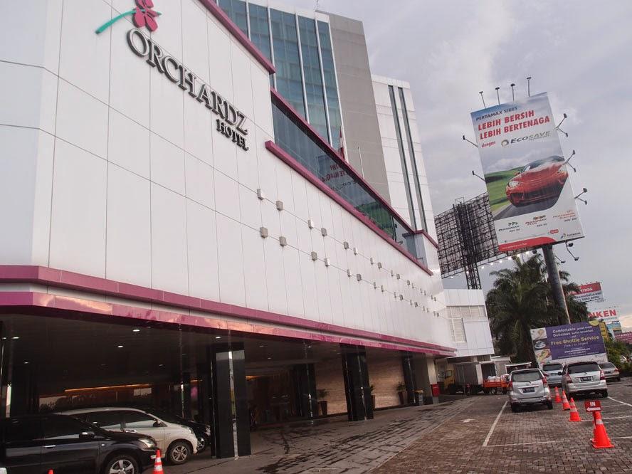 Hotel Orchardz Bandara Cengkareng