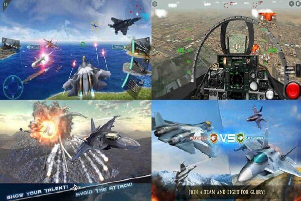 game menembak pesawat