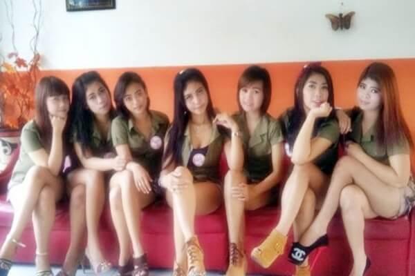 Lokasi Spa Massage; Prostitusi Bali x Prostitusi Jakarta