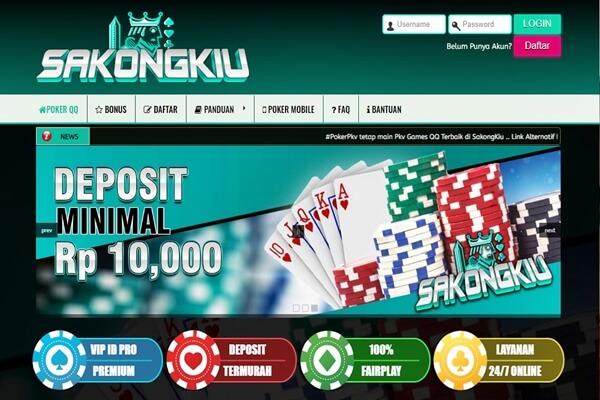 Poker Pkv QQ