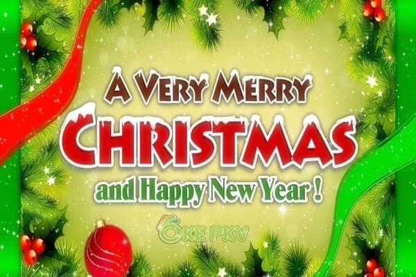 Ucapan Selamat Natal Dan Tahun Baru Okepkv Com Gambar Kartu Ucapan