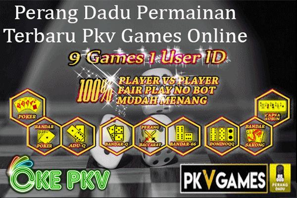 PERANG DADU PKV GAMES