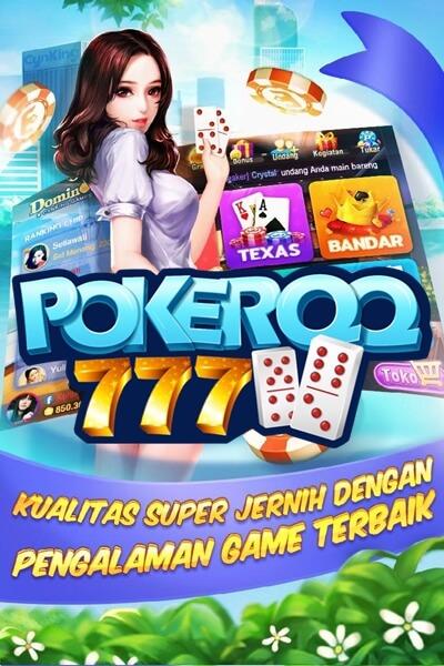 pkv poker qq 777 online games pokerqq777