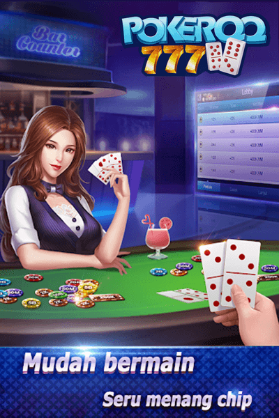 pkv poker qq 777 online games pokerqq777