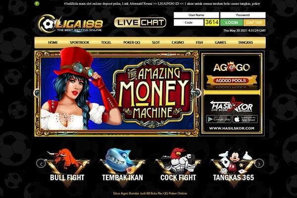 Judi Slot Online Game