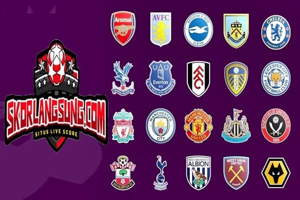 hasil skor langsung liga inggris