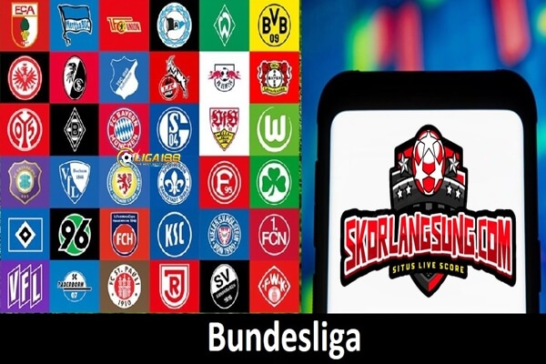 Hasil Skor Langsung Liga Jerman