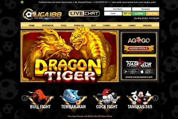 Slot Online Terlengkap 2021